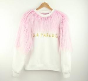 Pola Paradis Pink Grizzly